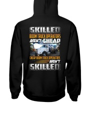 Boom Truck Operators Hooded Sweatshirt thumbnail