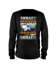 Boom Truck Operators Long Sleeve Tee thumbnail