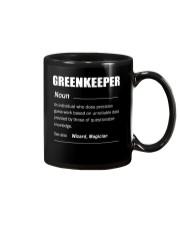 Special Shirt - Greenkeeper Mug thumbnail