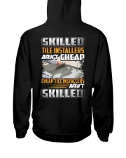 Tile installers Hooded Sweatshirt thumbnail