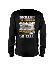 Tile installers Long Sleeve Tee tile