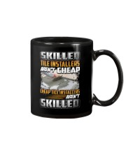 Tile installers Mug thumbnail