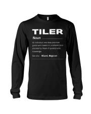 Special Shirt - Tiler Long Sleeve Tee thumbnail