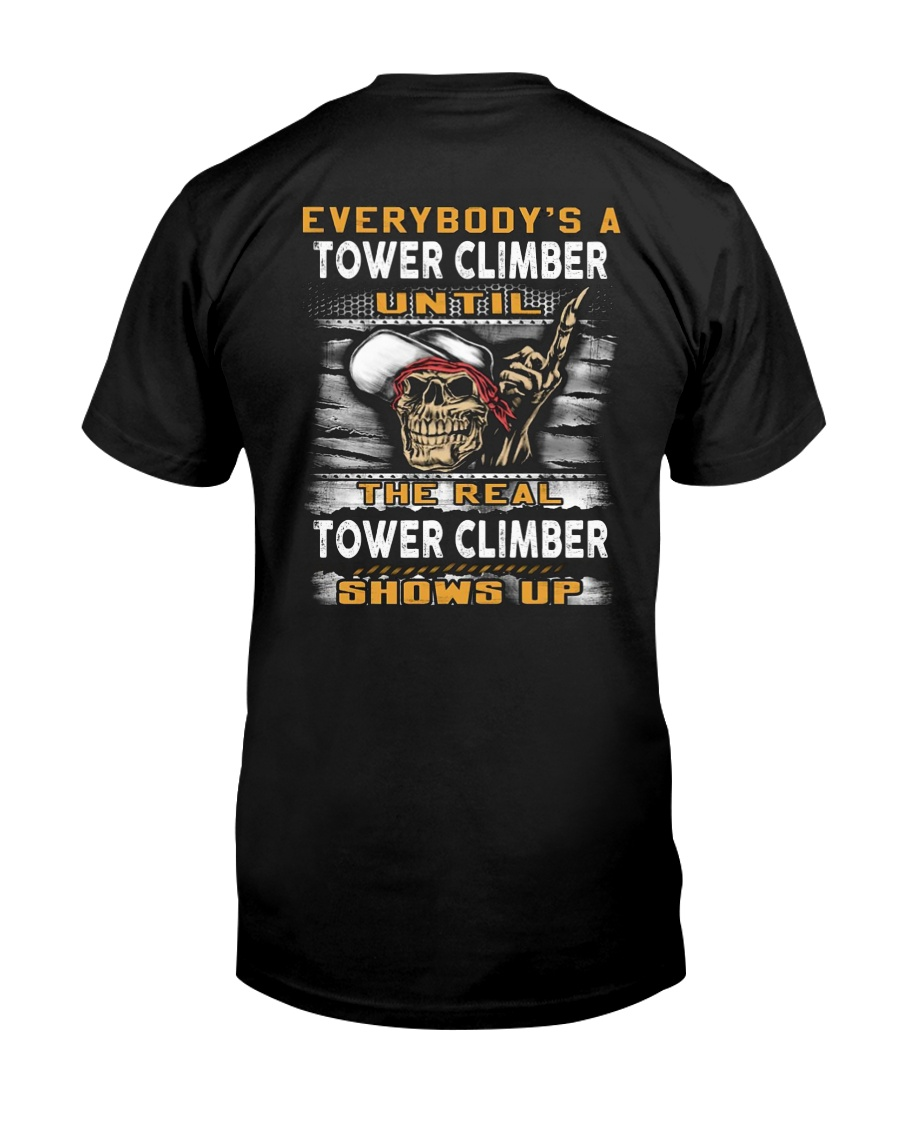 Tower Climbers Classic T-Shirt