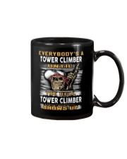 Tower Climbers Mug tile