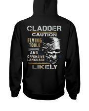 Cladder Hooded Sweatshirt thumbnail