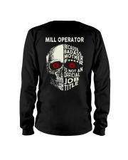 Special Shirt -  Mill operator Long Sleeve Tee thumbnail