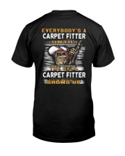 Special Shirt - Carpet Fitters Classic T-Shirt back