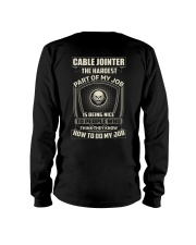Special Shirt - Cable jointer Long Sleeve Tee thumbnail
