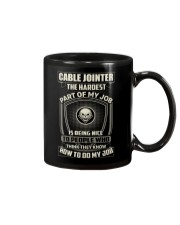 Special Shirt - Cable jointer Mug thumbnail