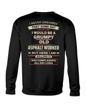Special Shirt - Asphalt Worker Crewneck Sweatshirt thumbnail