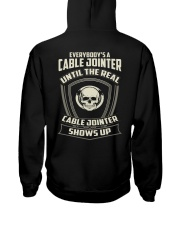 Cable jointer Hooded Sweatshirt thumbnail