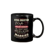 Steel Erector wife  Mug thumbnail
