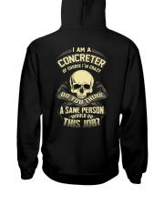 Special Shirt -  Concreter Hooded Sweatshirt thumbnail