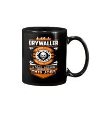 Special Shirt - Drywaller Mug thumbnail