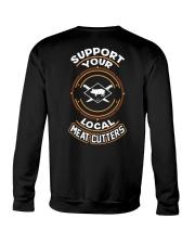 Meat Cutters Crewneck Sweatshirt thumbnail