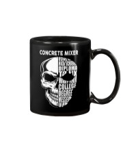 Concrete Mixer Mug tile