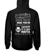 Drywaller Hooded Sweatshirt thumbnail