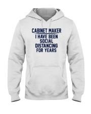 Cabinet Maker Hooded Sweatshirt thumbnail