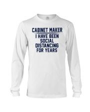 Cabinet Maker Long Sleeve Tee thumbnail