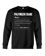 PALFINGER CRANE Crewneck Sweatshirt thumbnail