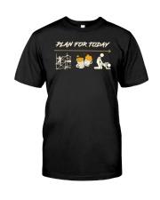Special Shirt - Scaffolder Classic T-Shirt front