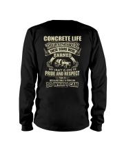 Special Shirt - Concrete Life Long Sleeve Tee thumbnail
