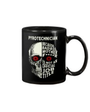 Pyrotechnician Mug thumbnail