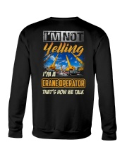 Special Shirt - Crane Operator Crewneck Sweatshirt thumbnail