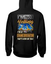 Special Shirt - Crane Operator Hooded Sweatshirt thumbnail