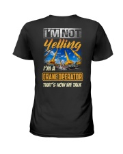 Special Shirt - Crane Operator Ladies T-Shirt thumbnail