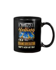 Special Shirt - Crane Operator Mug thumbnail