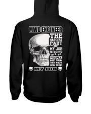 Special Shirt - MWD Engineer Hooded Sweatshirt thumbnail