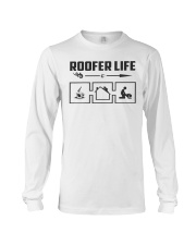 Roofer life Long Sleeve Tee thumbnail