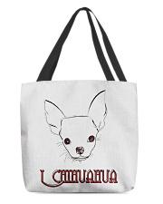 I chihuahua  All-over Tote back