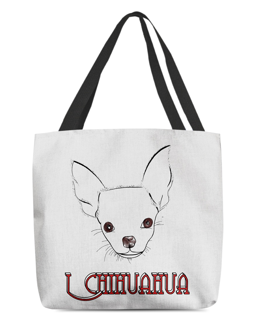 I chihuahua  All-over Tote