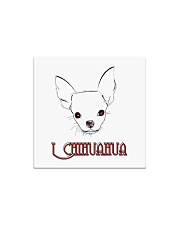 I chihuahua  Square Magnet thumbnail
