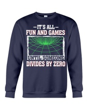 IT'S ALL FUN AND GAMES Crewneck Sweatshirt tile