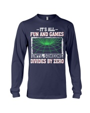 IT'S ALL FUN AND GAMES Long Sleeve Tee thumbnail