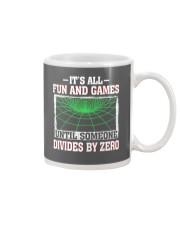 IT'S ALL FUN AND GAMES Mug thumbnail