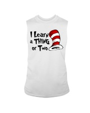 I Learn a THING or Two Sleeveless Tee thumbnail
