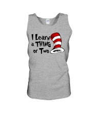 I Learn a THING or Two Unisex Tank thumbnail