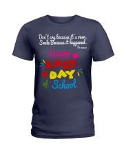 Happy last day of school Ladies T-Shirt thumbnail