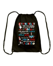 I will teach Drawstring Bag thumbnail