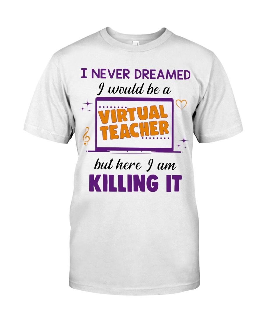 Virtual Teacher Classic T-Shirt