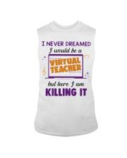 Virtual Teacher Sleeveless Tee thumbnail