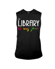 The Library is my Jam Sleeveless Tee thumbnail