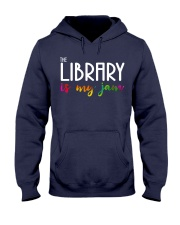 The Library is my Jam Hooded Sweatshirt thumbnail
