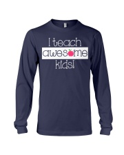 I TEACH AWESOME KIDS Long Sleeve Tee thumbnail