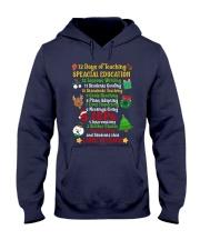 12 DAYS OF TEACHING SPECIAL EDUCATION Hooded Sweatshirt thumbnail